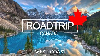 Download Roadtrip Vancouver - Calgary via Banff Jasper Yoho Nationalpark Video