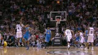 Download Michael Finley Sends it To Overtime With a Buzzer-Beating Three Pointer Video