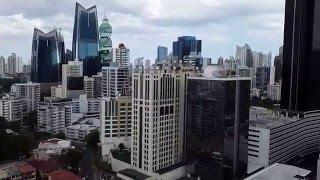 Download VISTA DE LA CIUDAD DE PANAMÁ - 09 ENE 2016 Video