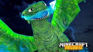 Download CATCHING THE RARE EARTH NIGHT FURY   Minecraft DRAGONS w/ Little Kelly Video