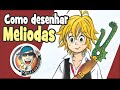 Download Como desenhar o Meliodas (Nanatsu no Taizai) passo a passo Video