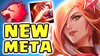 Download INSANE PREDATOR MISS FORTUNE JUNGLE | SCARY GIGGLE | NEW META | HOW IS THIS ACTUALLY OP?? Nightblue3 Video