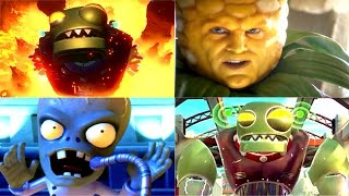 Download Plants vs. Zombies: Garden Warfare 2 - Full Movie / All Cinematic Cutscenes (2016) Video