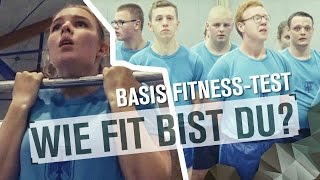 Download Der BASIS FITNESS TEST | Tag 06 Video