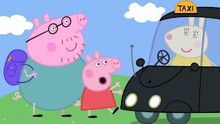 Download Peppa Pig Official Channel | Peppa Pig Needs Miss Rabbit's Taxi Video