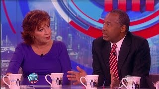Download Ben Carson Defends His Endorsement of Donald Trump - The View Video