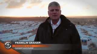 Download Franklin Visits a Syrian Refugee Camp - Samaritan's Purse Canada Video