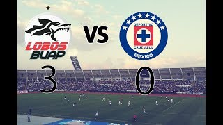 Download Lobos BUAP vs Cruz Azul | Jornada 14 | Apertura 2017 Video