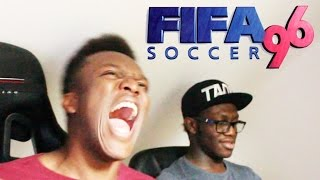 Download PLAYING FIFA 96!!! Video