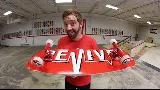 Download The RED Skateboard Setup / Andy Schrock Video