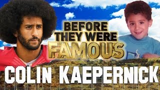 Download COLIN KAEPERNICK - Before They Were Famous - Take a Knee Son! Video