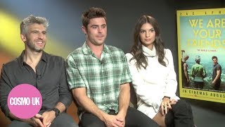 Download Zac Efron doesn't recognise Breaking Free from High School Musical. Sad times. Video