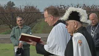 Download Remains of more than 200 unclaimed, abandoned people laid to rest in Tulare County Video