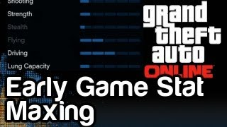 Download GTA 5 Online Lifestyle & Driving Stat Maxing PRO TIPS | WikiGameGuides Video