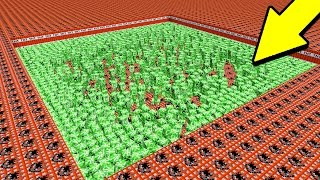 Download 100,000 TNT VS 1,000 CREEPERS IN MINECRAFT! Video