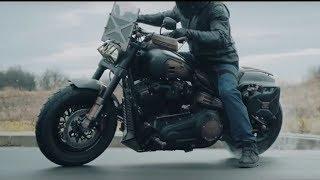Download FAT MAX - Custom Harley-Davidson Fat Bob 2018 vs Police Harley Video
