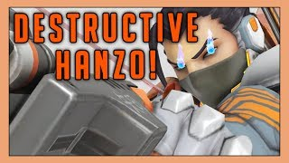 Download Destructive Hanzo (And A Bit Of Genji) Video