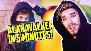 Download MAKE an ALAN WALKER TRACK IN 5 MINUTES CHALLENGE! Video