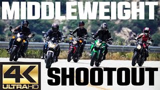 Download 2017 Middleweight Naked Bike Shootout | 4K Video