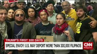 Download TRUMP: U.S. may deport more than 300,000 Filipinos Video
