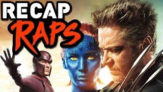 Download THE X-MEN MOVIE TIMELINE - RECAP RAP Video