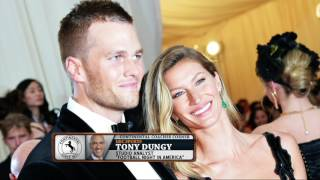 Download NBC Analyst Tony Dungy talks Giselle's comments and if Tom Brady hid a concussion (5/17/17) Video