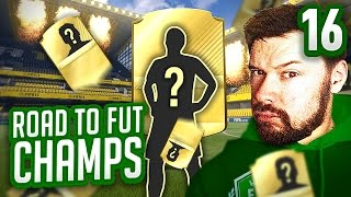 Download AMAZING PACK LUCK!! - FIFA 17 ROAD TO FUT CHAMPS #16 Video
