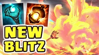 Download THE CRAZIEST GAME MODE EVER MADE NEW NEXUS BLITZ | NEW MAP | DEATHFIRE GRASP | LoL BATTLE ROYALE?! Video