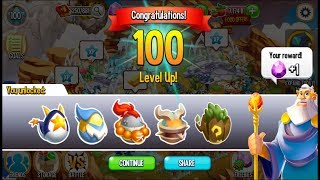 Download Dragon City - Reach Level 100 [Congratulation from Deus] Video