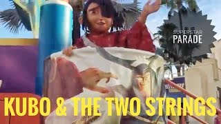 Download Universal Studios Superstar Parade Featuring Kubo and the Two Strings Characters Video