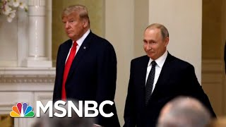 Download Lawrence: Vladimir Putin Made A Big Mistake In His Presser With Donald Trump | The Last Word | MSNBC Video