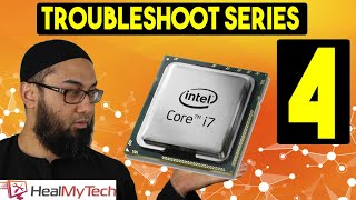 Download Troubleshoot Series Part 4 | How To Test CPU | Processor | PC Computer Not Turning On No Display Video