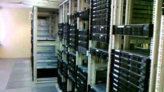 Download Russian data center @ somewhere in Moscow Video