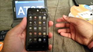 Download AT&T Z998 Unboxing (GoPhone) Video