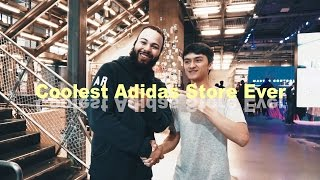 Download Adidas NYC Store Best Customer Service! Video