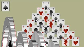 Download Pyramid Solitaire - Rules and instructions Video