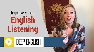 Download Ways to Improve English Listening Skills and Understand Native Speakers Video