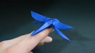 Download Origami: Dragonfly Video