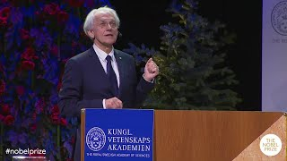 Download Gérard Mourou: Nobel Lecture in Physics, 2018 Video