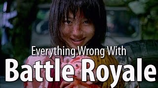 Download Everything Wrong With Battle Royale Video