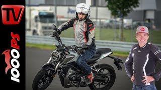 Download Besser Motorradfahren lernen - Mit einer Übung leiwand Motorrad fahren trainieren Video