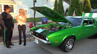 Download 1972 Ford Mustang - He Likes His Green Video