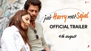 Download Jab Harry Met Sejal Trailer | Shah Rukh Khan, Anushka Sharma Video