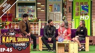 Download The Kapil Sharma Show -दी कपिल शर्मा शो-Ep-45-Yuvraj & Hazel in Kapil's Show–24th Sep 2016 Video