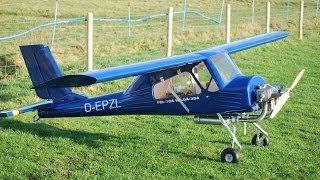 Download WILGA 3,00m DLE 111 maiden flight Video