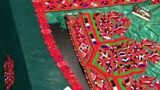 Download Balochi Suit , Banoori Suit , Wedding Suit , Banaras Suit , Olli Roch Suit , Bridal Suit , Handwork Video