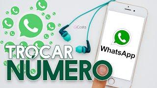 Download Como MUDAR o NÚMERO do celular no WhatsAPP Video