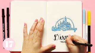 Download How To Setup A Disney Themed Monthly | Plan With Me Video
