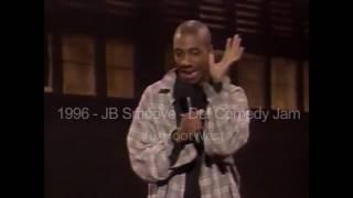 Download JB Smoove - 1996 Def Comedy Jam Video