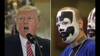 Download Progressive Rap Group Juggalos Set To CLASH With Alt-Right Pro-Trump Rally In Washington D.C. March Video